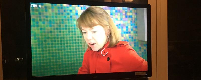 Anna Maxwell Martin in Motherland